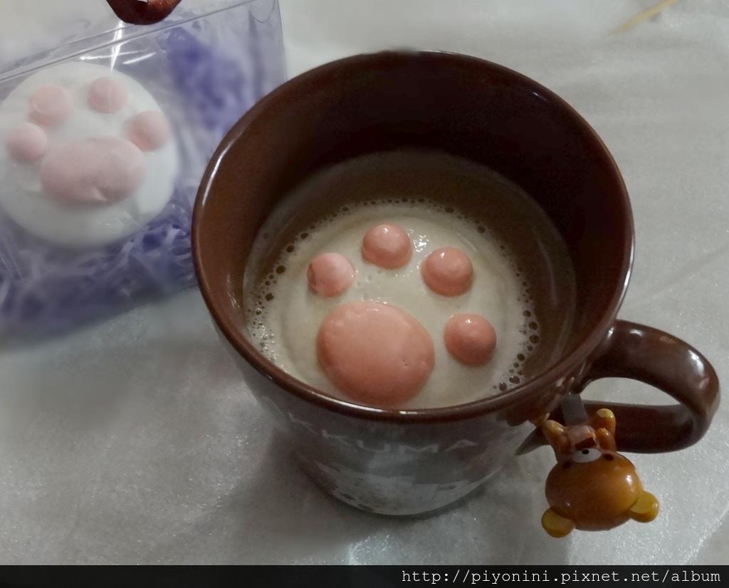 貓掌棉花糖