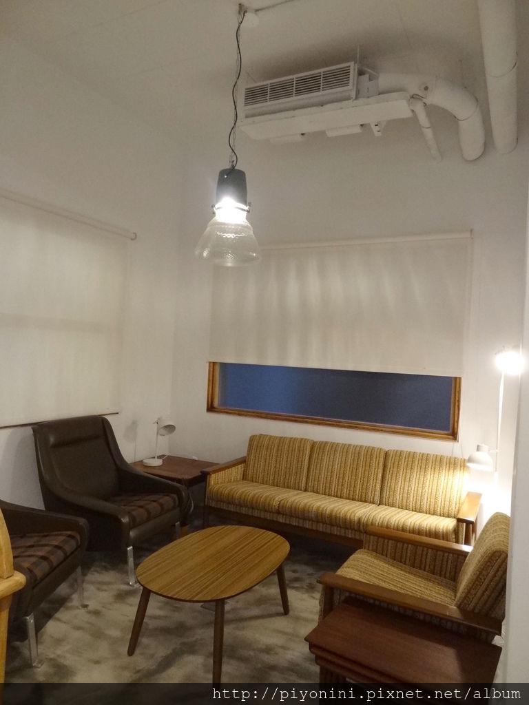 CAFE de GEAR內包廂