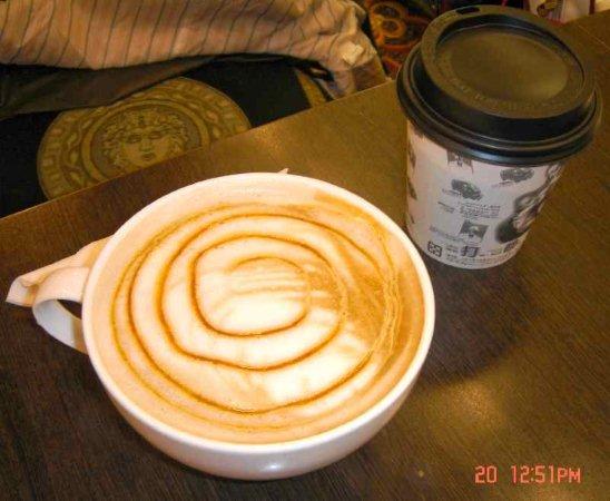 夠壞堂焦糖咖啡