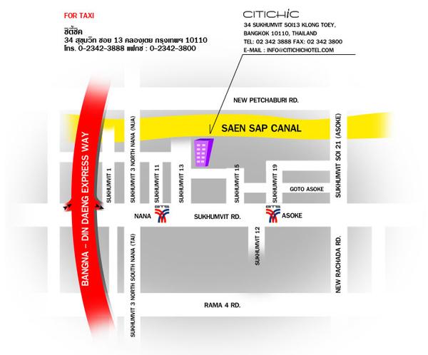 CitiChic Hotel map.jpg