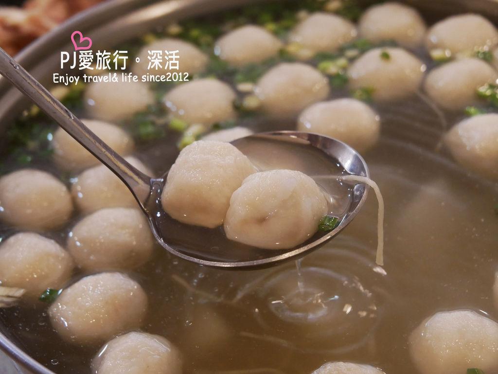 馬祖美食必吃經典道地連江縣魚丸福州丸特色