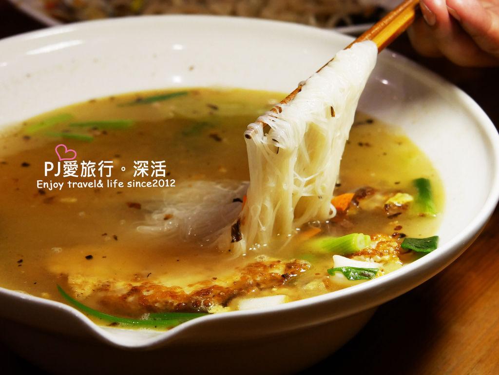 馬祖美食必吃經典道地連江縣老酒麵線特色