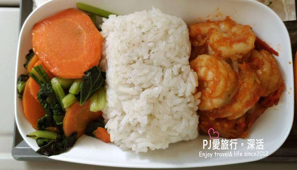 PJ大俠飛機特別餐體驗長榮海鮮餐 SFML