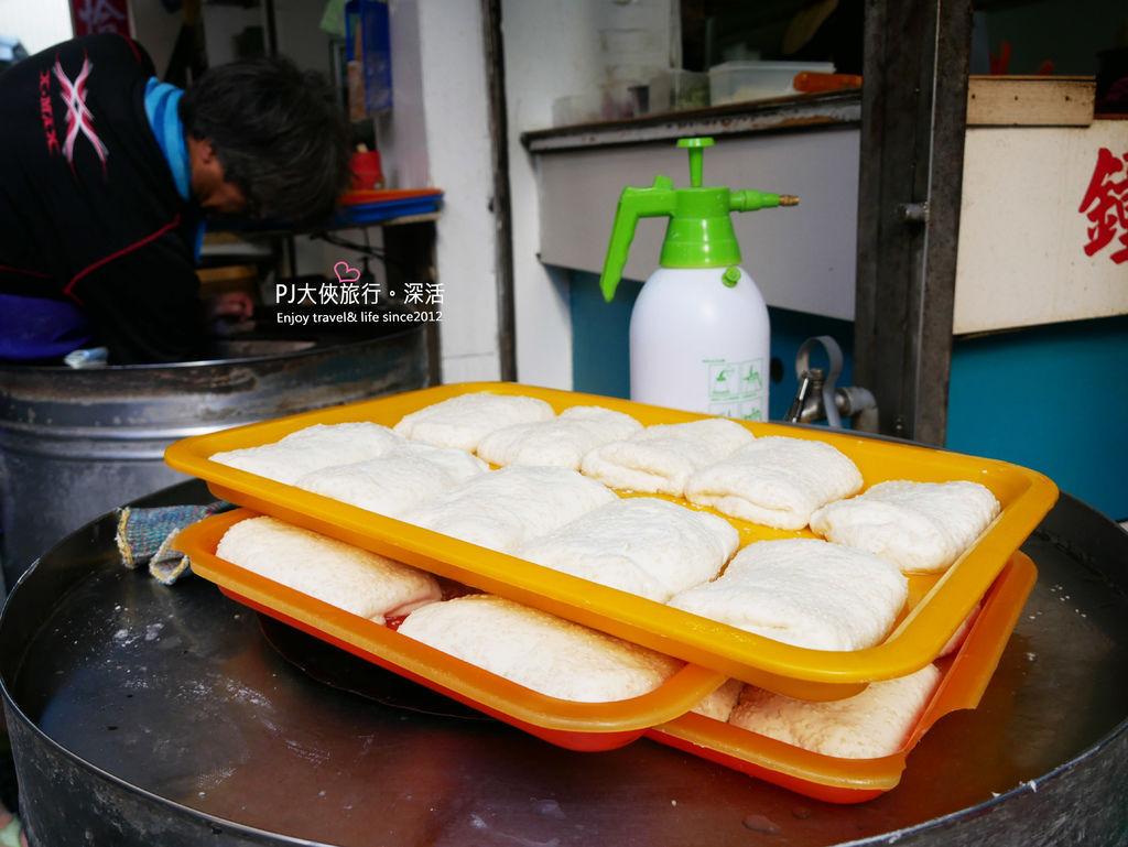PJ大俠澎湖自由行必吃美食早餐文康街燒餅