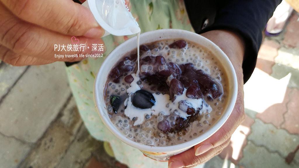 PJ澎湖美食10大必吃玉冠嫩仙草