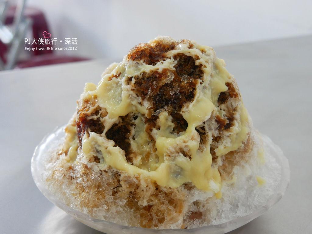 PJ澎湖美食10大必吃黑砂糖冰沙