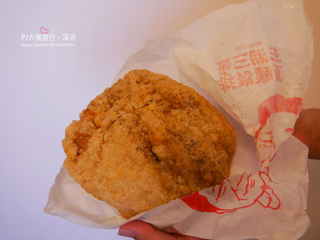 PJ澎湖必吃10大美食三哥雞排