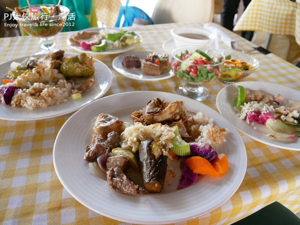 PJ大俠埃及經典傳統美食必吃推薦