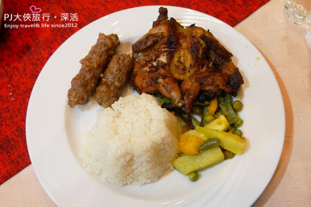 PJ大俠埃及經典傳統美食必吃推薦烤乳鴿