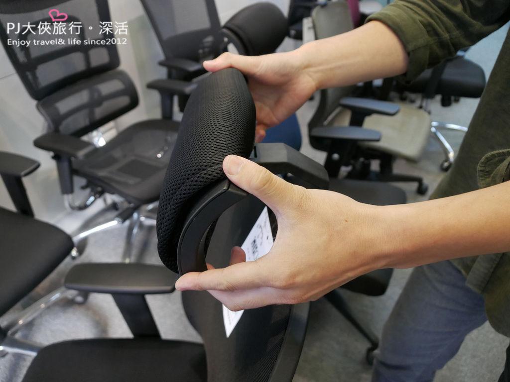 聚慶GIHCHIN專業人體工學椅解說