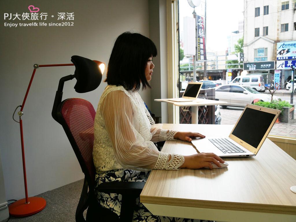 聚慶GIHCHIN專業人體工學椅試坐
