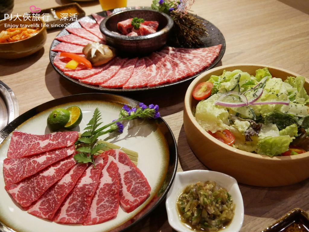 澄居文心店燒肉和牛頂級