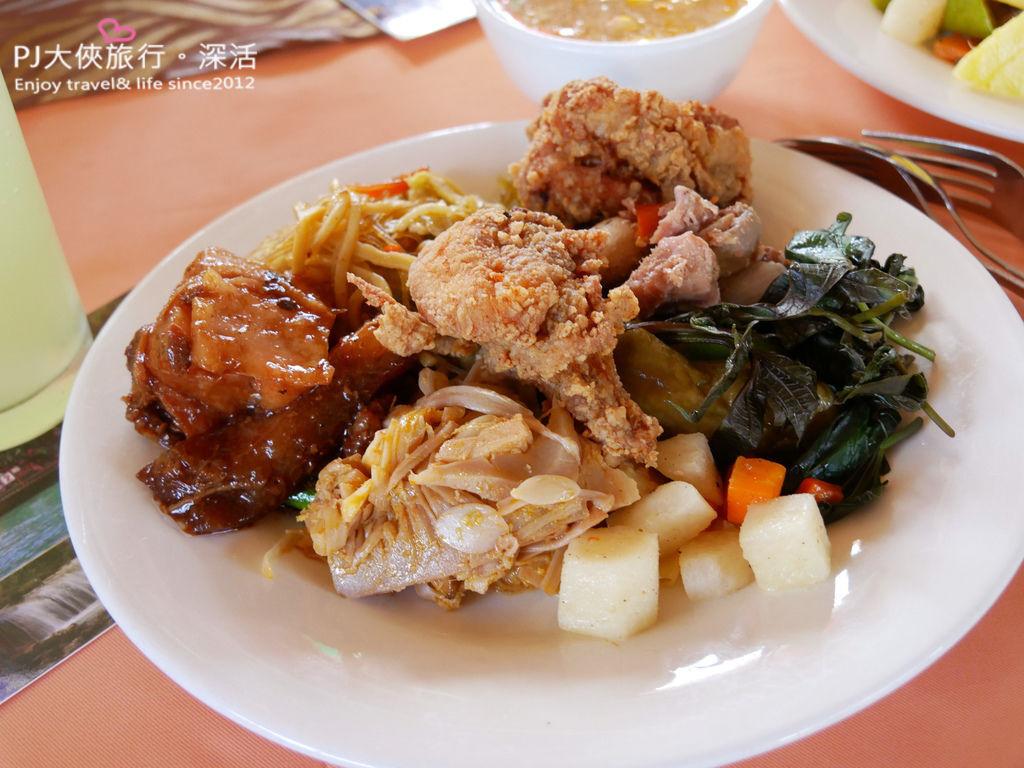 薄荷島一日遊客路行程Klook亞馬遜河午餐