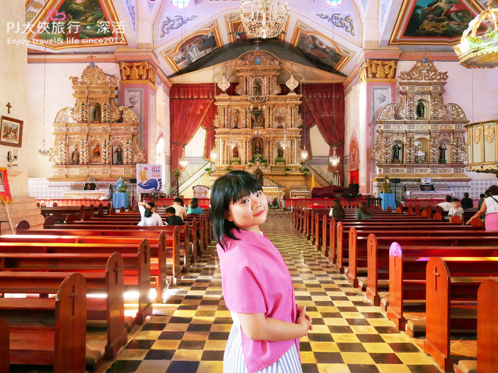 薄荷島一日遊客路行程Klook古老教堂
