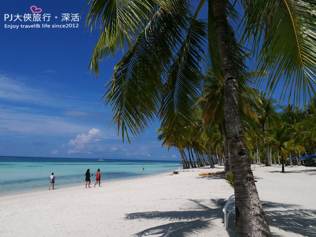 PJ大俠菲律賓旅遊薄荷島海灘俱樂部 BBC bohol beach club海島瘋