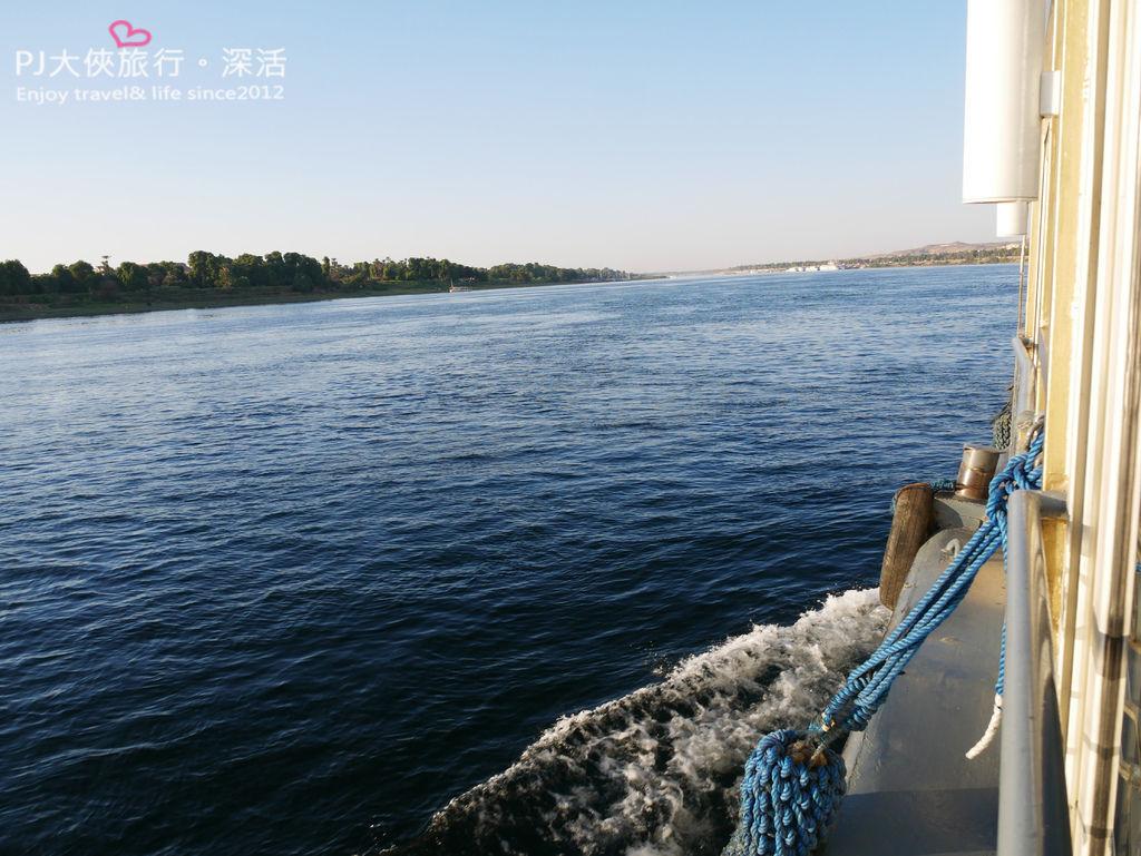PJ大俠埃及旅遊尼羅河遊輪體驗