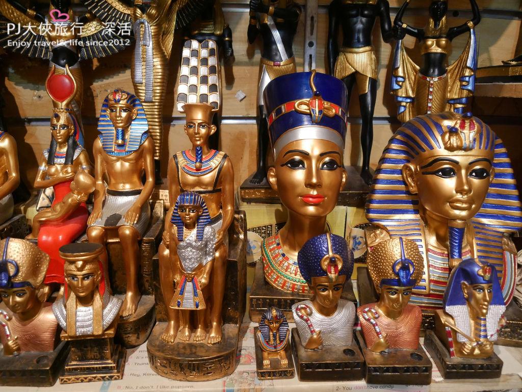 PJ大俠埃及旅遊伴手禮紀念品推薦