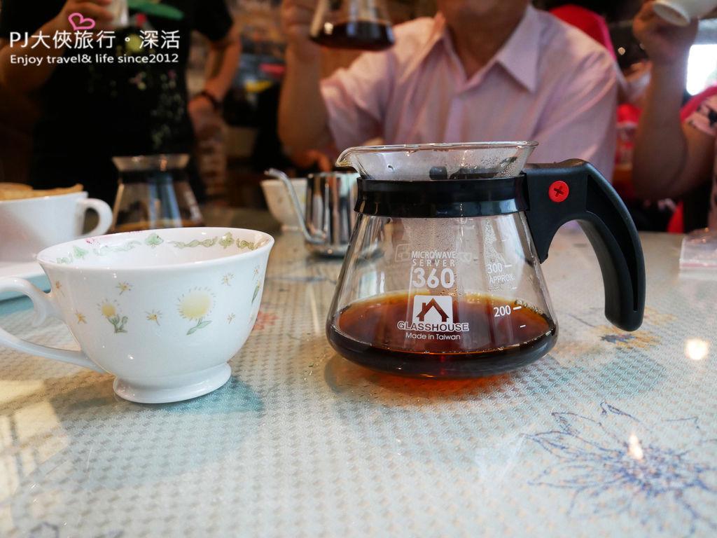 PJ大俠嘉義旅遊阿里山景點樂野部落宿瓦納咖啡體驗