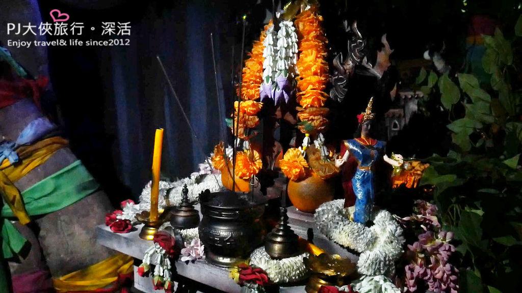 PJ大俠新加坡環球影城萬聖節驚魂夜活動體驗泰國鬼屋