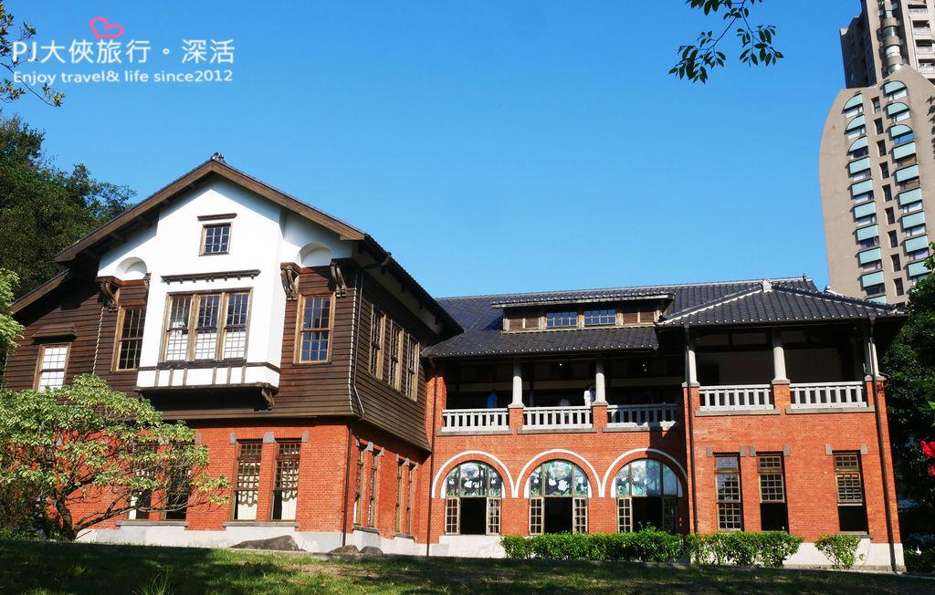 PJ大俠台北北投一日遊景點推薦必去溫泉博物館