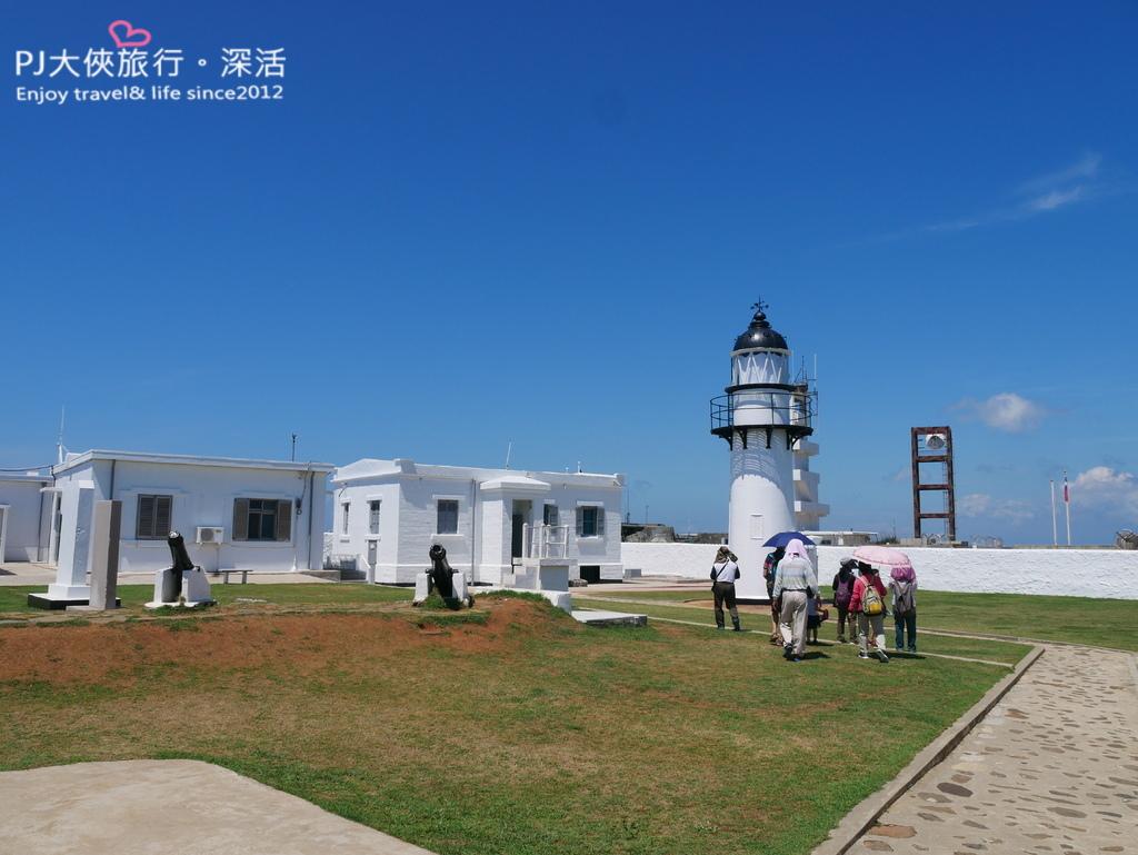 澎湖旅遊新景點2021南北環自由行西嶼燈塔