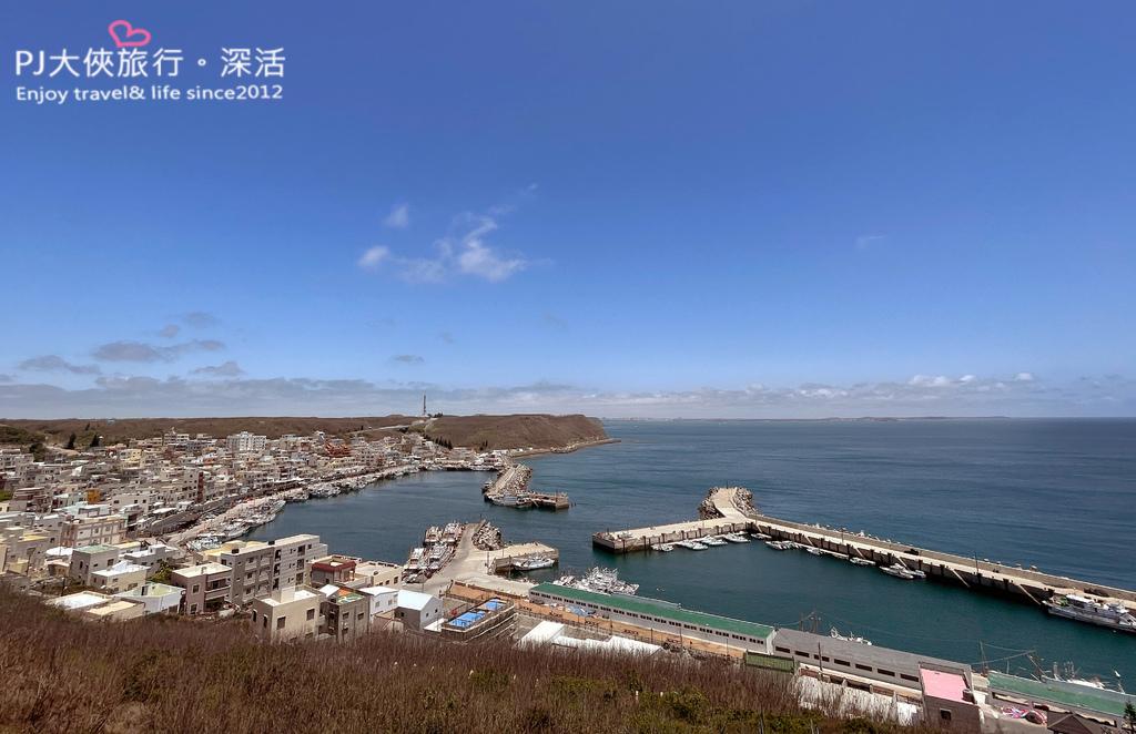 澎湖旅遊新景點2021南北環自由行外垵漁港