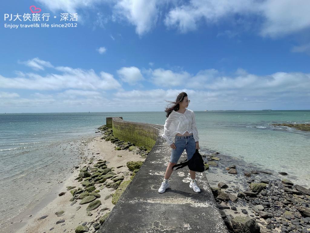 澎湖旅遊新景點2021南北環自由行天堂路
