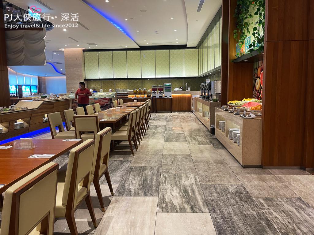 澎湖喜來登飯店吃到飽宜客樂海港百匯自助餐用餐環境