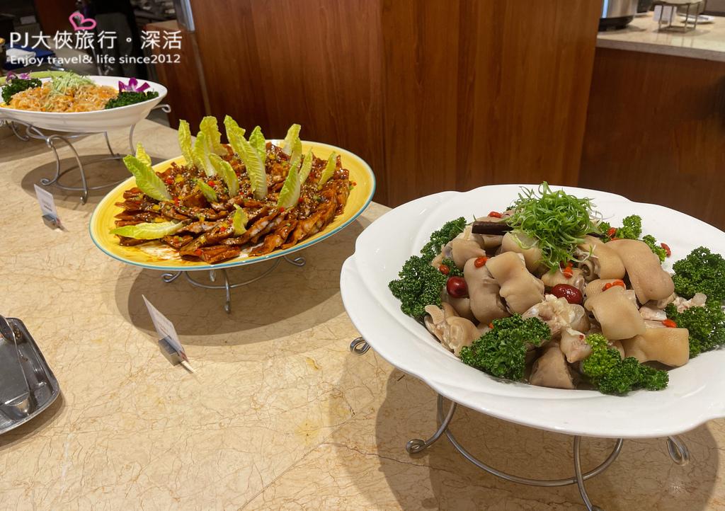 澎湖喜來登飯店吃到飽美食推薦平價便宜冷盤生冷食物