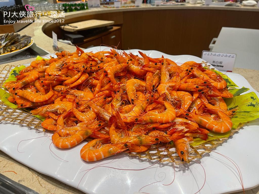 澎湖喜來登飯店吃到飽美食推薦平價便宜海鮮海產