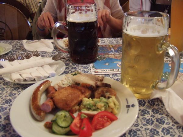 幕尼黑皇家啤酒館自助餐