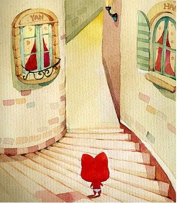 一個人的階梯