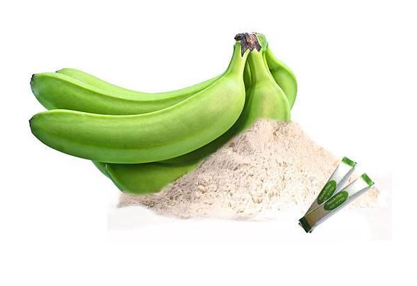 香蕉抗性澱粉首度發表