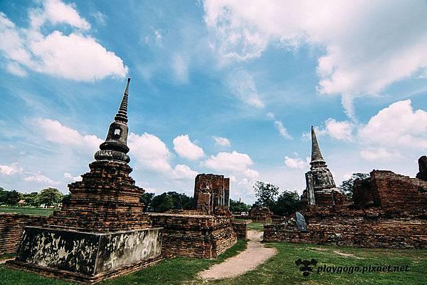 大城 瑪哈泰寺 Wat Maha That (6)