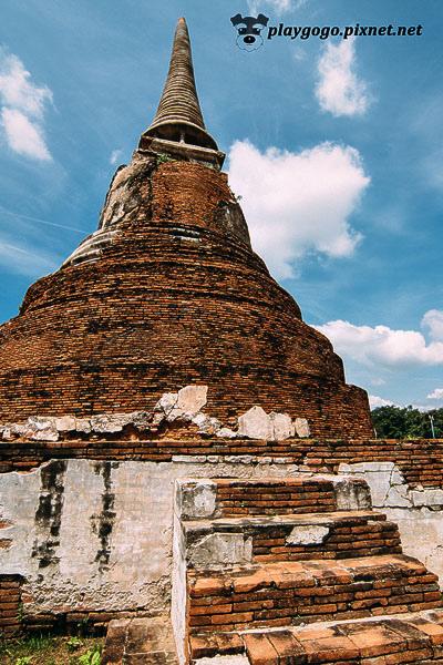 大城 瑪哈泰寺 Wat Maha That (7)