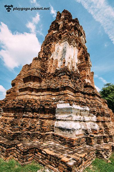 大城 瑪哈泰寺 Wat Maha That (10)