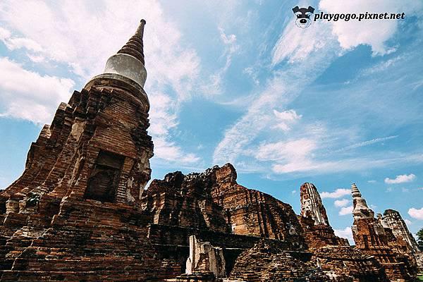 大城 瑪哈泰寺 Wat Maha That (17)
