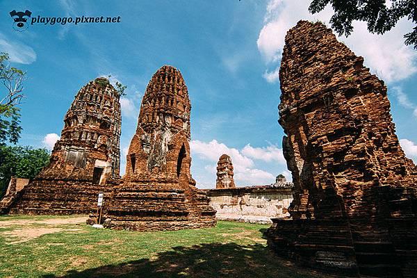 大城 瑪哈泰寺 Wat Maha That (4)