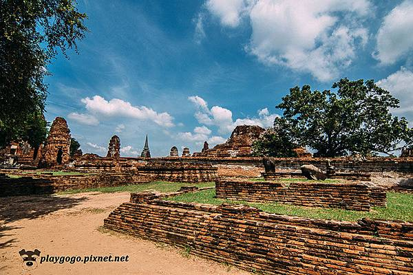 大城 瑪哈泰寺 Wat Maha That (3)