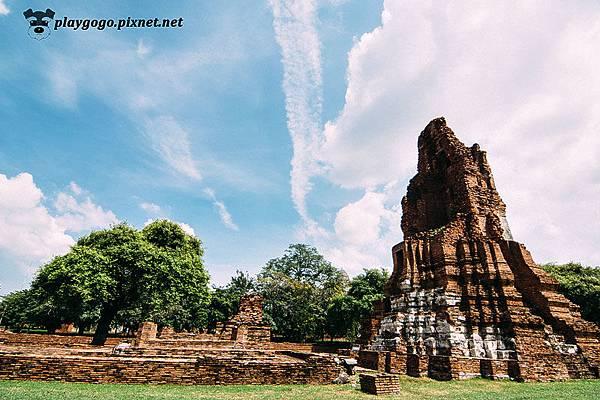 大城 瑪哈泰寺 Wat Maha That (8)