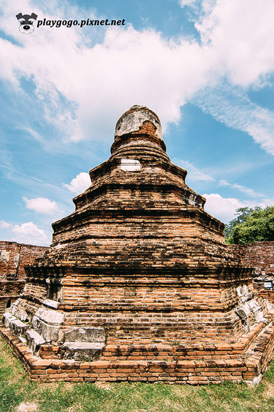 大城 瑪哈泰寺 Wat Maha That (13)
