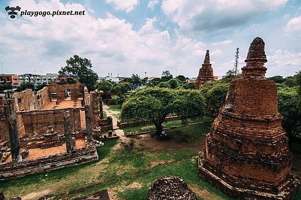 泰國 大城  Wat Ratchaburana 拉嘉布拉那寺 (15).jpg