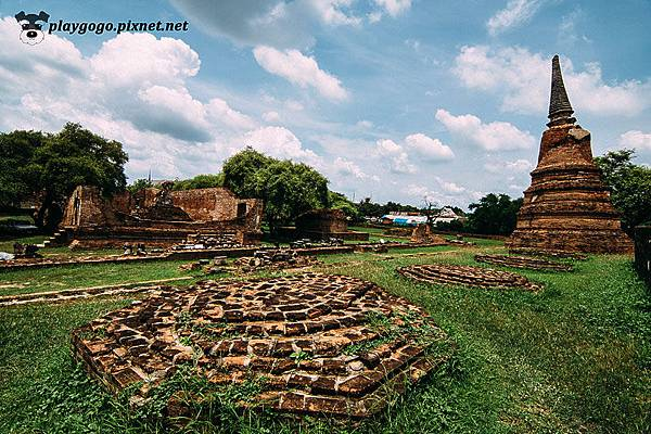 泰國 大城  Wat Ratchaburana 拉嘉布拉那寺 (16).jpg