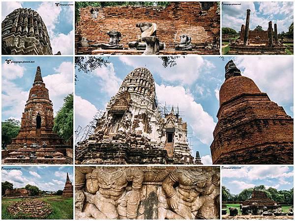 泰國 大城  Wat Ratchaburana 拉嘉布拉那寺.jpg