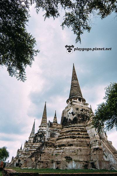 大城 帕席桑碧寺 Wat Phra Si Sanphet (7).jpg