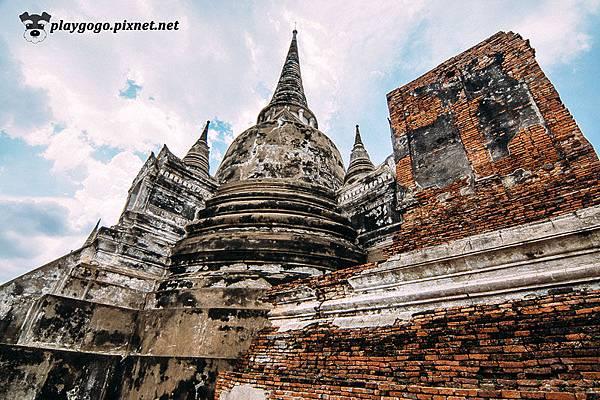 大城 帕席桑碧寺 Wat Phra Si Sanphet (12).jpg