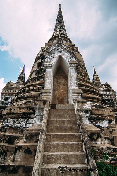 大城 帕席桑碧寺 Wat Phra Si Sanphet (9).jpg