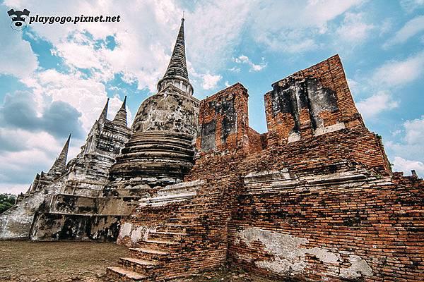 大城 帕席桑碧寺 Wat Phra Si Sanphet (13).jpg