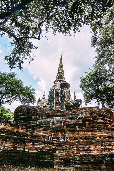 大城 帕席桑碧寺 Wat Phra Si Sanphet (5).jpg