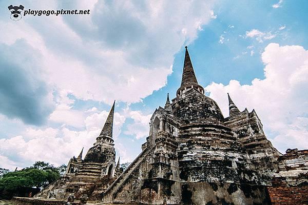 大城 帕席桑碧寺 Wat Phra Si Sanphet (4).jpg